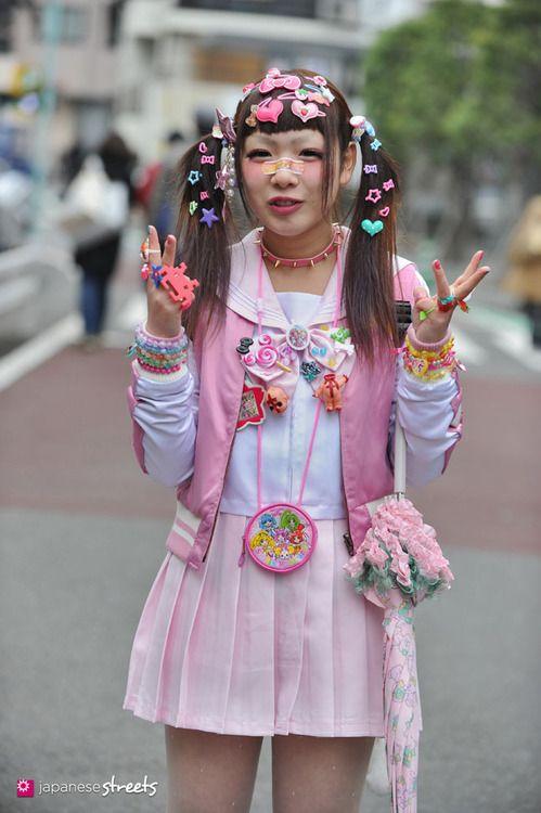 Decora girls of japan