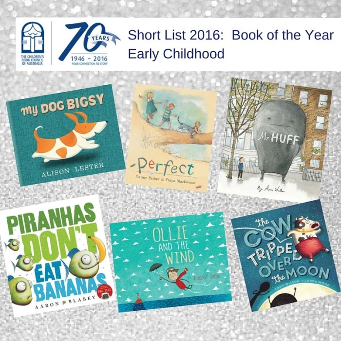 short list early childhood 2016