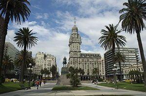 Montevideo capital de la ''oriental'' Uruguay