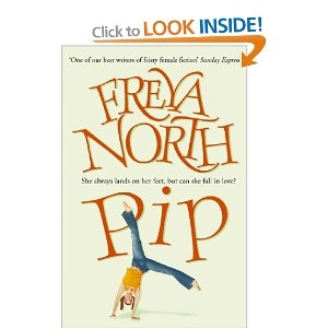Freya North - 'Pip'  I love this book - it's actually the 3rd in a series of 3, but was the first one that I read... and I loved it! The ways it's written makes you feel completely part of the story, and has also made me a complete Freya North addict.
