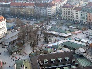 Sitios turísticos en Múnich - Guia de Alemania