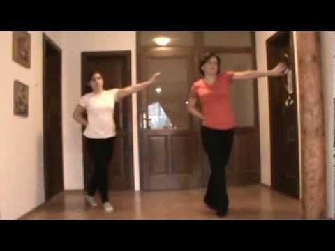▶ Etka jóga zenés mozgás 1. - A szív dala - YouTube