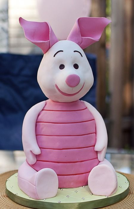 Piglet Cake! Submitted by Wynn Anne S. and made by justkist