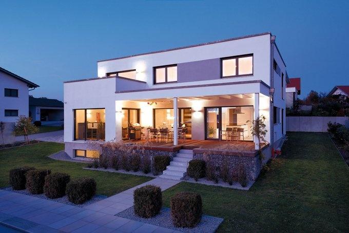Gradlinig – Holzhaus der Moderne von Sonnleitner | Haus & Bau | zuhause3.de