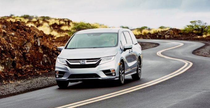 2020 Honda Odyssey Touring Price And Release Date