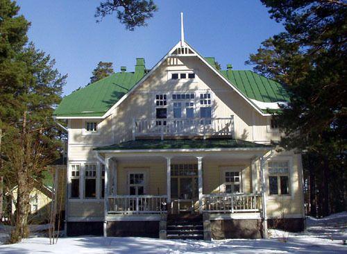 Rakennus ja Puusepänpalvelut Inwood Oy Hanko