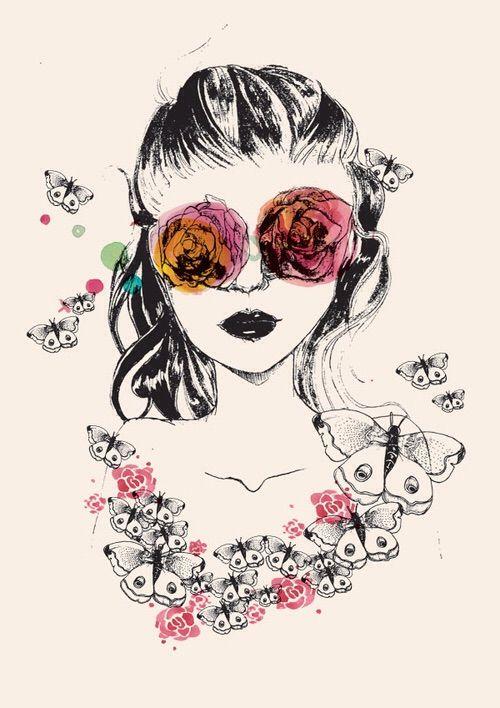 322 mejores imgenes de Art en Pinterest  Dibujos Dibujo y Drawing