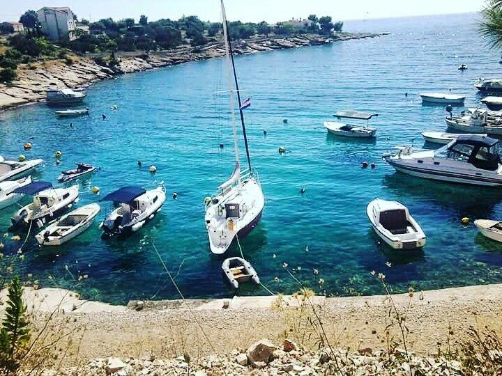 Croatia #croatia #dolac #sea #ship