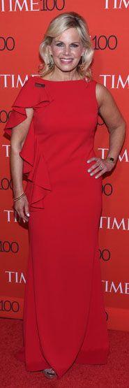 TV personality Gretchen Carlson