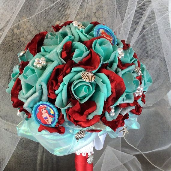 Little Mermaid Centerpiece Ideas Wedding: 25+ Best Ideas About Little Mermaid Wedding On Pinterest