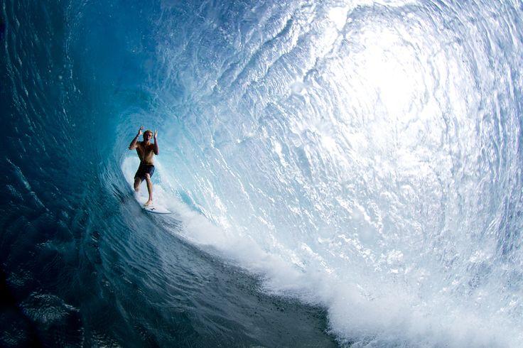 #Nixon: John John Florence at early season pipeline, Surfing Magazine