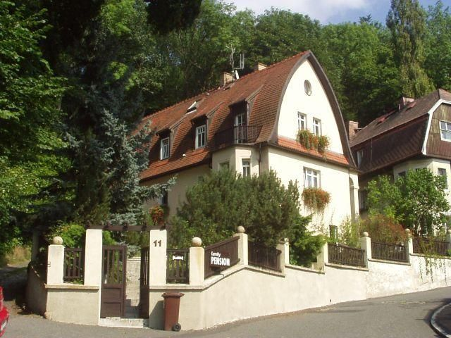 Family Pension , Karlovy Vary, Czech Republic - very clean , nice pension ,great location and very friendly owner.