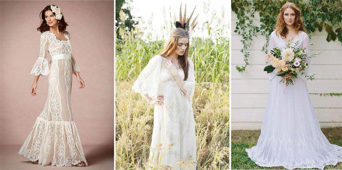 Свадьба в стиле Бохо шик - идеи оформления, одежда жениха и невесты, фото и видео