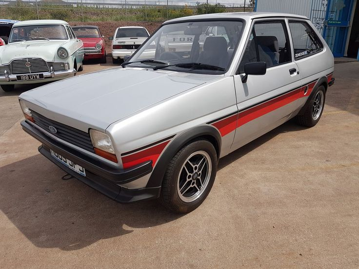FORD FIESTA MK1 SUPERSPORT REPLICA - NEW 2.0 ZETEC, 5 SPEED.   | eBay