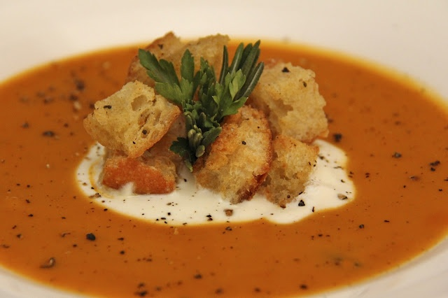 ... croutons roasted tomato soup grill roasted tomato soup with parmesan