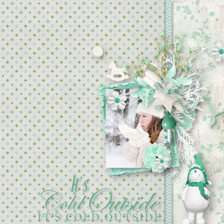 """It's Cold Outside"" by Eudora Designs, https://pickleberrypop.com/shop/product.php?productid=63049&page=1, photo Pixabay"