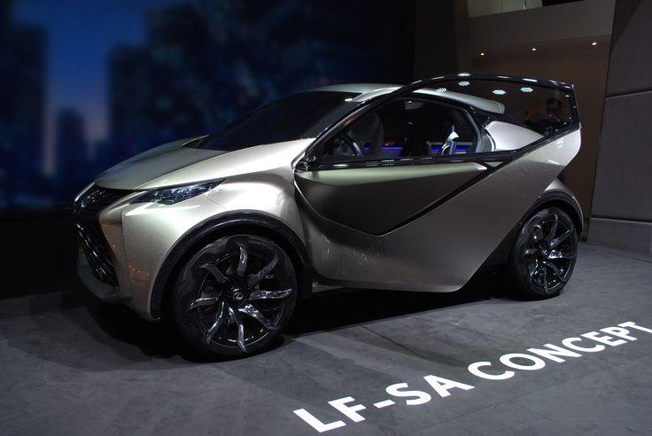 Salon l'auto - Genève 2015