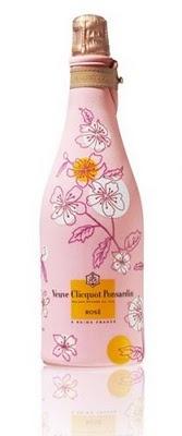 Veuve Clicquot Sakura Collection Bottle Cover