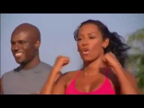 Mel B - 15 minutowy trening cardio - YouTube