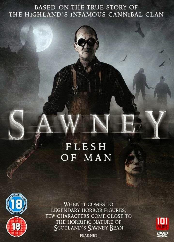 Movies over world around: Sawney : Flesh Of Man 2012