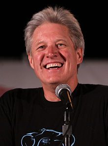 Bruce Boxleitner was born in Elgin on 5-12-1950.