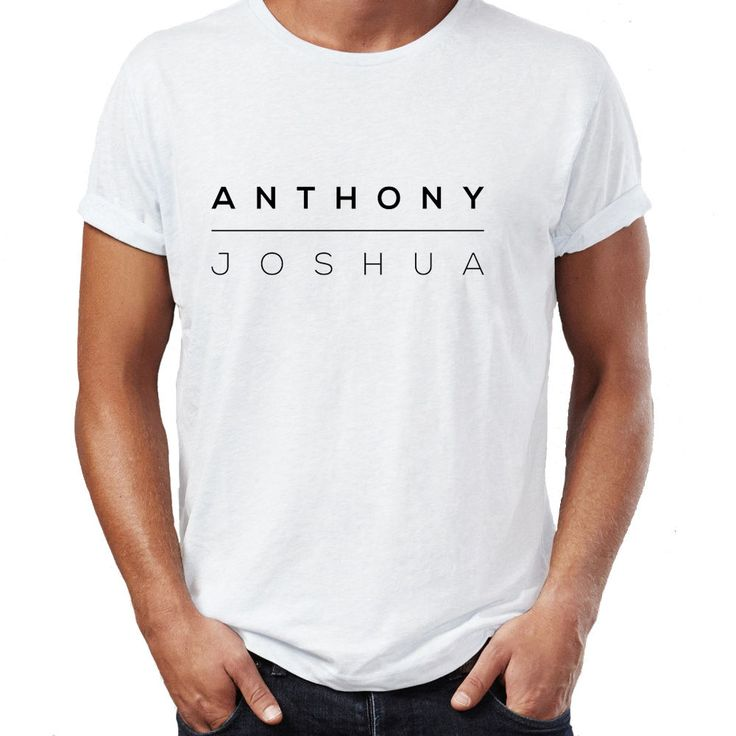 >> Click to Buy << New Men's AJ Anthony Joshua Boxinger Stay Hungry Traininger Gymer Wear T-Shirt Top New Tops 2017 Print Letters Men T Shirt #Affiliate