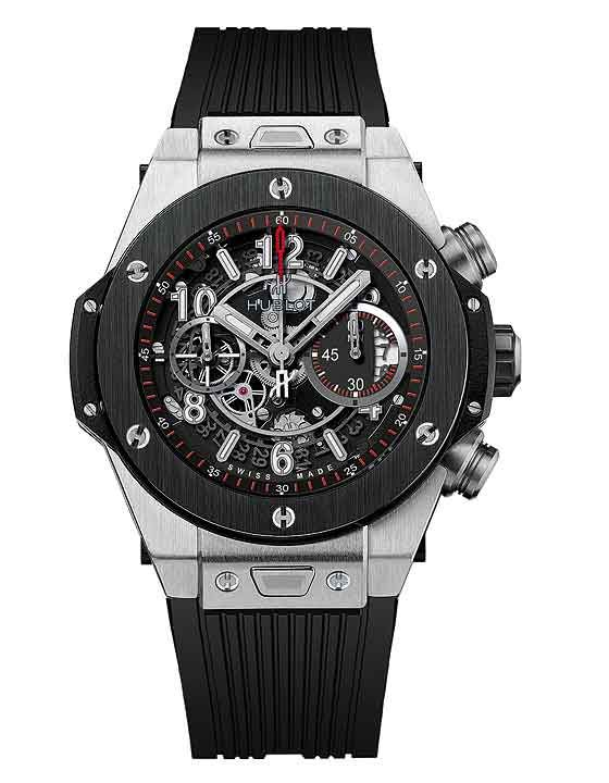 Hublot Big Ban Unico Titanium Ceramic   $21,700