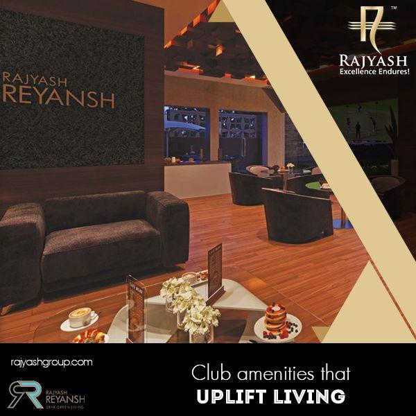 At #RajYashReyansh, we ensure we provide you with an enriching living experience. #RajyashCity #RajYashGroup #RajYash #SouthVasna #Ahmedabad