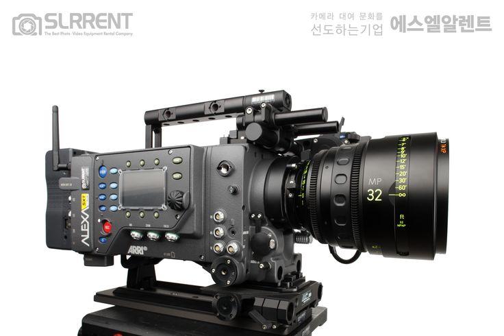 ✔ SLRRENT New Arrivals !! ✔ ARRI ALEXA SXT PLUS !!!  4K 촬영으로 한층 업그레이드 되었으며, 높은 해상도와 편리한 프로세스를 자랑합니다 ALEXA SXT Plus는 최고의 가치와 다양한 용도를 제공합니다.  ✔ 하이엔드 씨네장비 렌탈도 역시 에스엘알렌트!!!  ARRI ALEXA SXT PLUS BASIC SET 24 Hours 1,000,000원 / Halfday 700,000원 ▶ https://goo.gl/vrfF5z  ARRI ALEXA SXT PLUS FULL SET 24 Hours 1,300,000원  ▶ https://goo.gl/dou2vB  에스엘알렌트는 영상, 영화 전문가들의 지식과 경험을 바탕으로 체계적인 장비관리 시스템, 최상의 렌탈 서비스를 제공할 것을 약속합니다.  #SLRRENT #CINE #EQUIPMENT #ALEXA