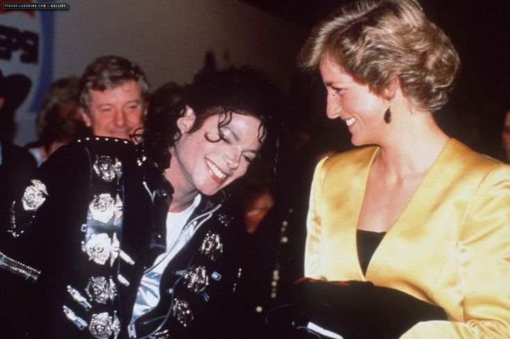 Michael Jackson and Princess Di , these two had more compassion for the world then anyone
