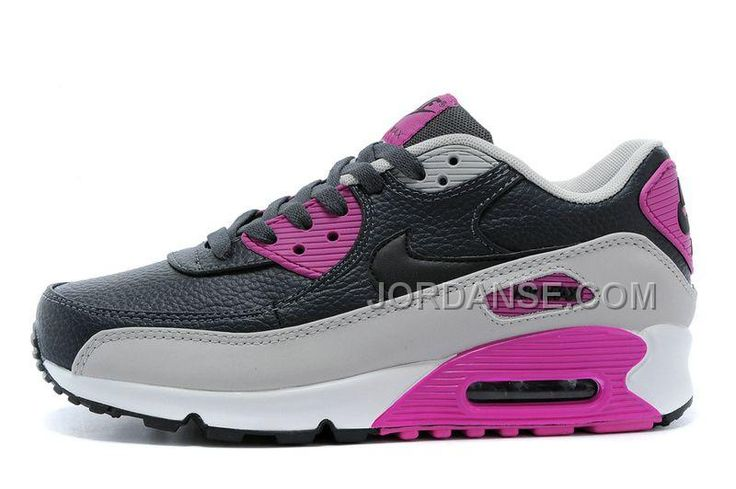 https://www.jordanse.com/mens-sneakers-nk-air-max-90-leather-black-gray-purple-for-spring.html MEN'S SNEAKERS NK AIR MAX 90 LEATHER BLACK / GRAY / PURPLE FOR SPRING Only 79.00€ , Free Shipping!