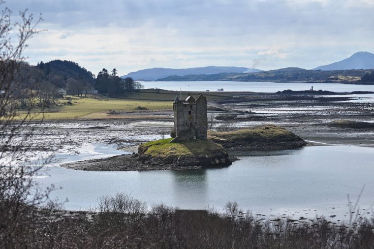 Stalker castle - Scotland