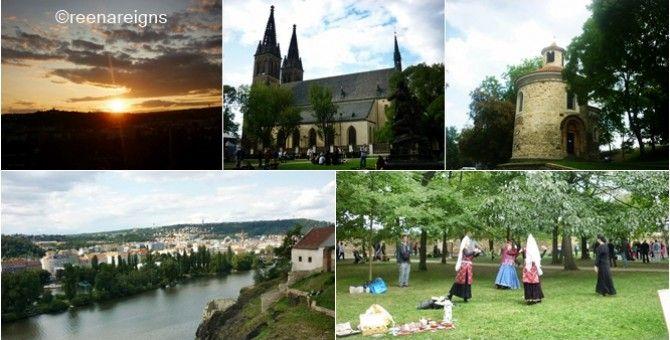 Vyšehrad- It all began here!