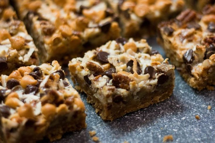 Magic Cookie Bars from EAGLE BRAND(r)