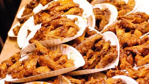 Costly chicken wings spoil Super Bowl Party