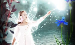 Groupon - Kids' Fairy Tale Photo Shoot including Print Package and Digital Image at Glamour Shots ($ 169.95 Value)   in Perimeter Village. Groupon deal price: $25