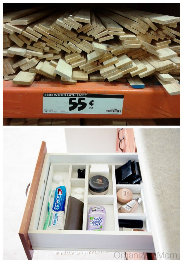 A few good idea in: Organizing for the Home: 30+ ideas, tips, & tricks to help organize every nook & cranny in the home