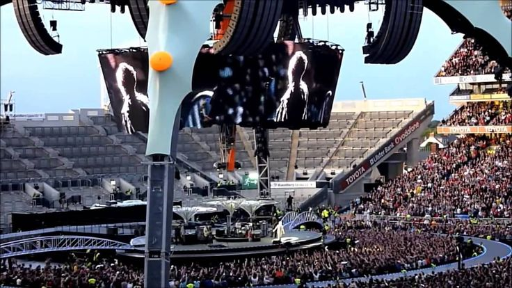 U2 - Dublin, Ireland 27-July-2009 (Full Concert Enhanced Audio)