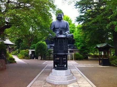 Resultado de imagem para buda em tokyo