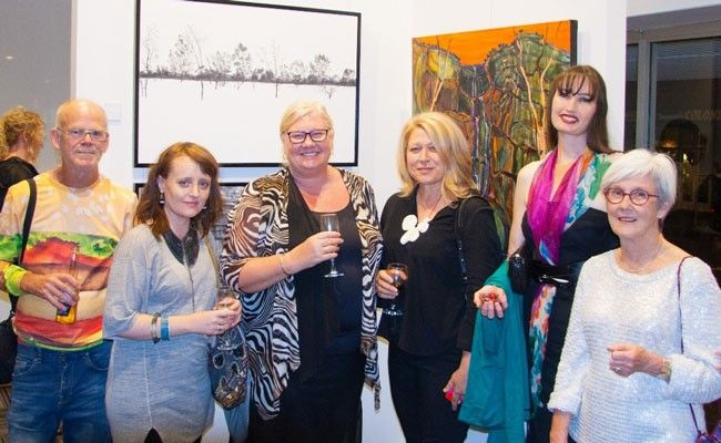 Feather & Lawry recently relaunched their premiere gallery to the excitement of many. The gallery now represents a myriad of established artists, including Laura Douglas, Olga Garner-Morris, Dylan Jones and Wendy Roche. See the socials here: http://www.highlifemagazine.net/feather-lawry-gallery-open…/
