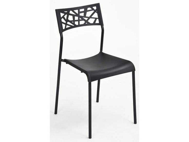 Interesting chaise with chaises noires conforama - Chaises noires conforama ...