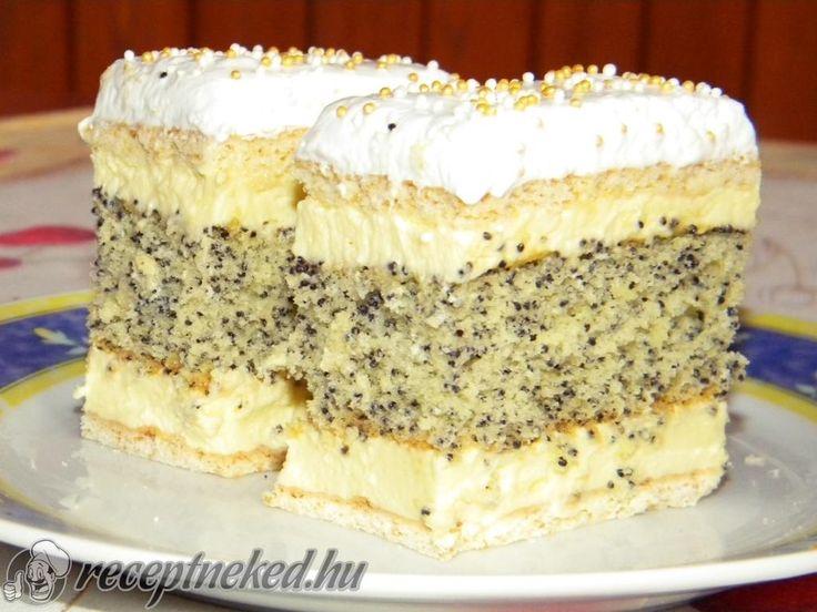 A legjobb Francia mákos krémes recept fotóval egyenesen a Receptneked.hu gyűjteményéből. Küldte: Domjan Renata