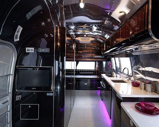 Airstream Design, Pictures, Remodel, Decor and Ideas