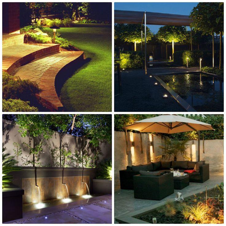 Tuinverlichting fonteyn blog laat je tuin stralen outdoor lightinglandscape