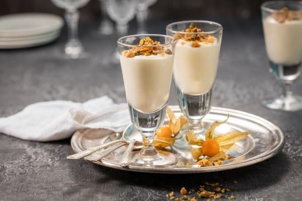 Crème au mousseux - Coopération - Le magazine hebdomadaire de Coop