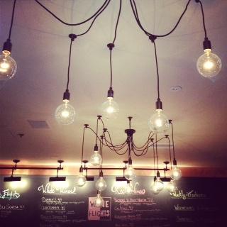 Industrial light chandelier - SIP