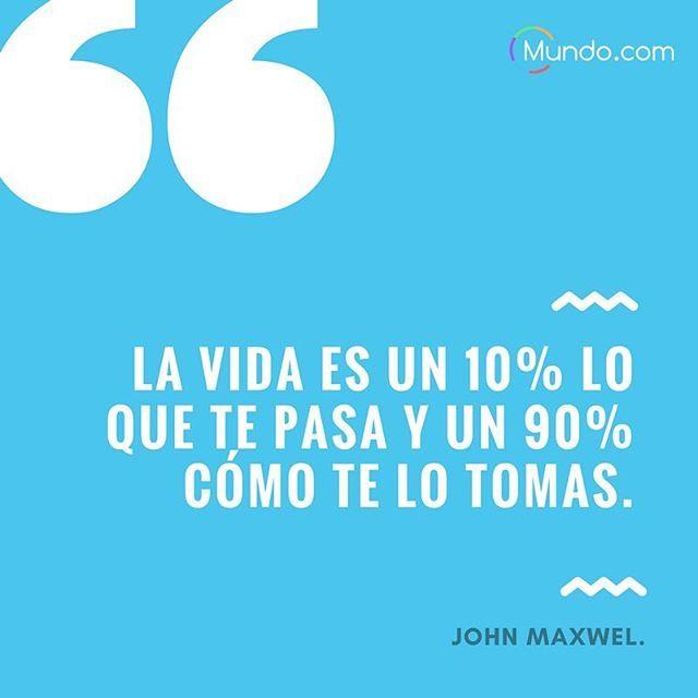 Todo depende de ti #motivadora #frases #frasedeldia #inspiracion #tudecides #caminodevida #destino #mundo #mundopuntocom