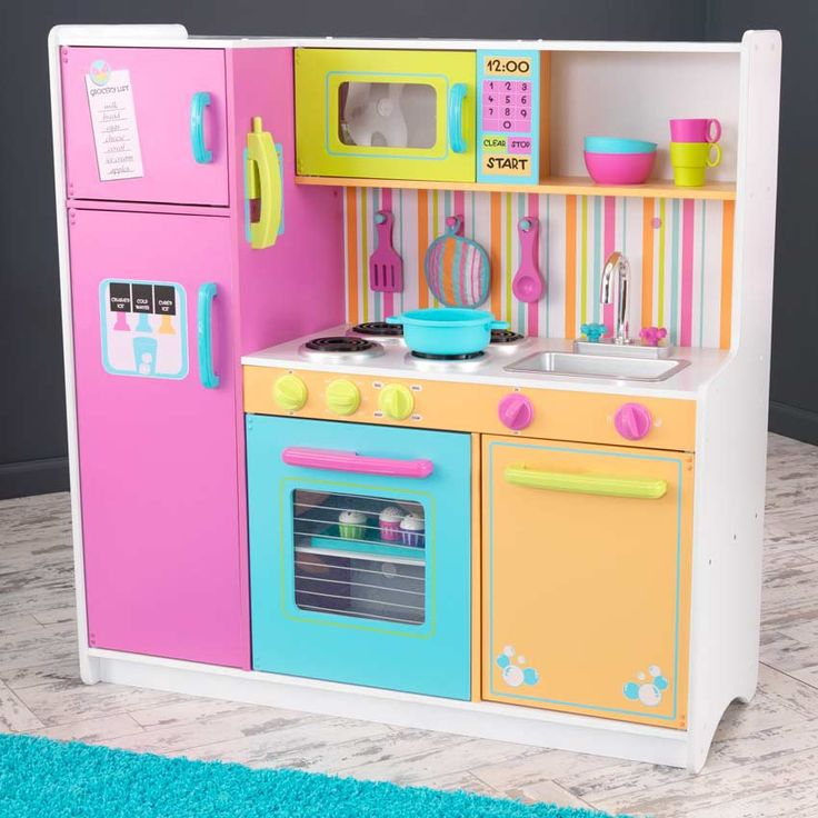 17 best Best Wooden Play Kitchens 2016 images on Pinterest   Play ...