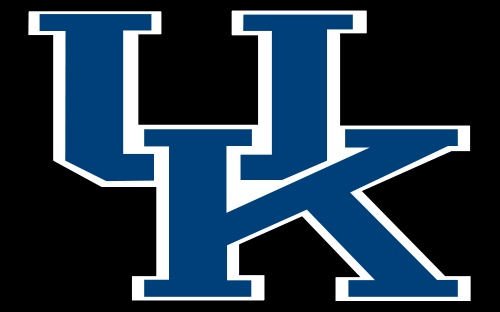 Uk Basketball Logo: University Of Kentucky Wildcats Football Team Logo