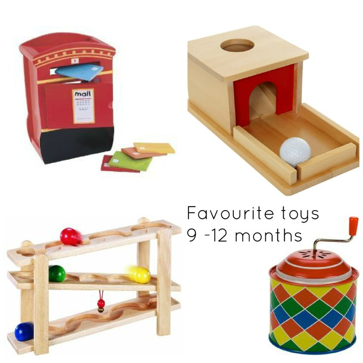 Toy Recommendations For A 9 12 Month Old Montessori Baby